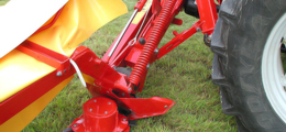 Mounted mowers